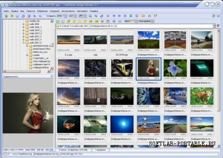 FastStone Image Viewer 5.6 Portable