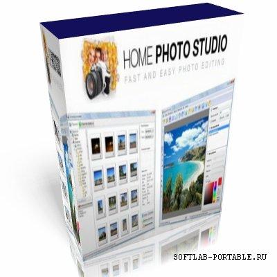 AMS Home Photo Studio 10.0 Portable