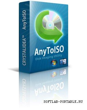 AnyToISO Pro 3.7.4 Build 552 Portable