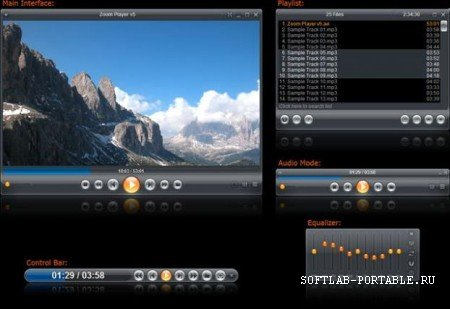 Zoom Player 12.7 MAX Final Portable