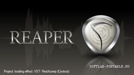 Reaper 4.73 Portable