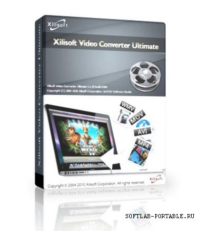 Xilisoft Video Converter Ultimate 7.8.4.20140925 Portable