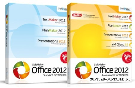 SoftMaker Office 2012.688 Portable