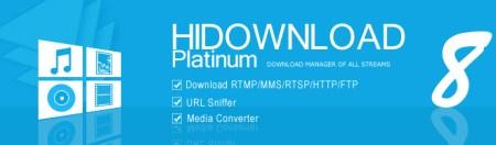 HiDownload Platinum 8.24 Portable