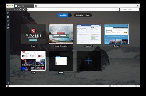 Vivaldi 1.0.212.3 Dev Portable