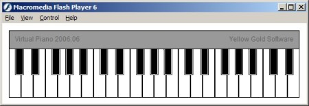Virtual Piano Portable 2006.06