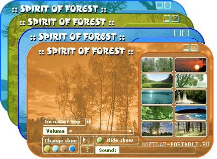 Spirit Of Forest 3.2 Portable
