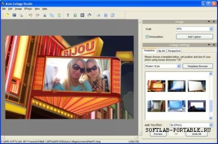 Auto Collage Studio 2.15 Portable