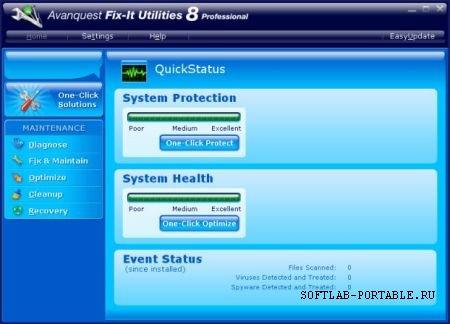 Fix-It Utilities 8.0.2.2 Portable