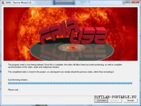 FairUse Wizard Portable 2.9 Rus