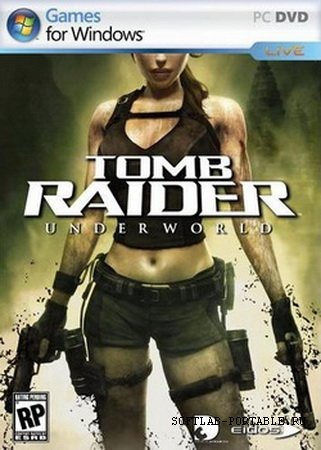 Tomb Raider: Underworld (Eng/2008/Demo)