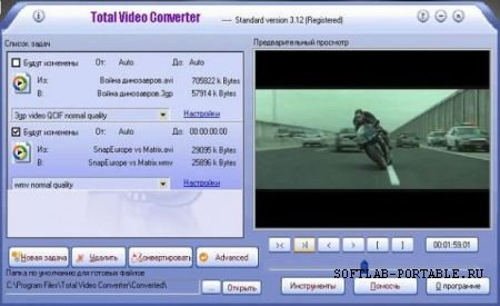 Total Video Converter 3.14.08113 Final Portable