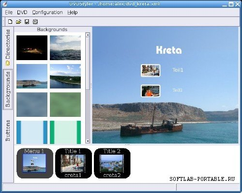 DVDStyler 1.7.2 Beta 2