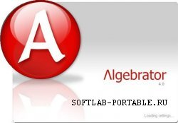 Algebrator 4.0 Portable