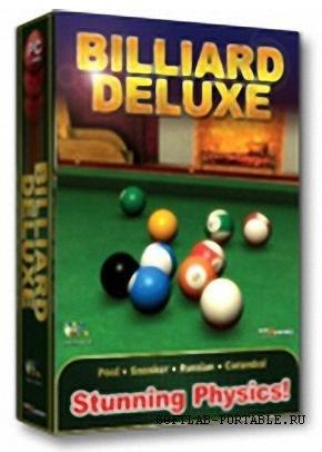 Billiard Deluxe Portable (RUS)