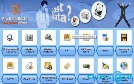 Data Doctor Recovery Portable 14 in 1 AIO