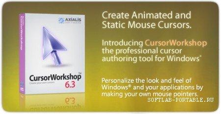Axialis CursorWorkshop 6.33 Portable