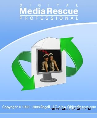 Digital MediaRescue Pro 5.1.490 Portable Rus