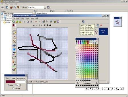 Microangelo Toolset 6.10.71 Portable