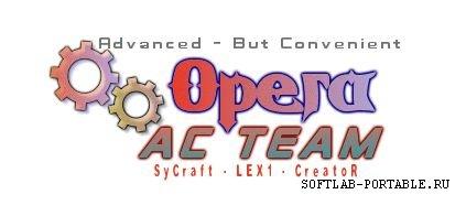 Opera AC 3.6.7 Final Portable