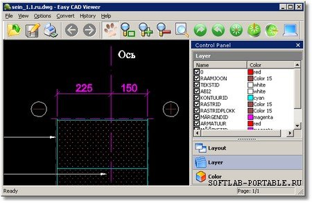 Easy CAD Viewer 1.0.3.81 Portable