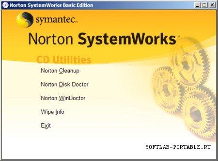 Norton SystemWorks 12 Basic Edition Portable