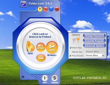 Folder Lock 6.3.1 Portable