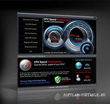 CPU Speed Pro 3.0.3.5 Portable