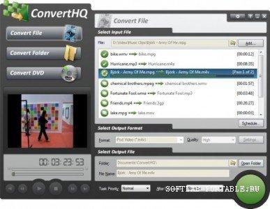ConvertHQ Premium 1.1.1.1 Portable