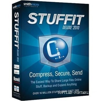 StuffIt 2010 Deluxe 14.0.0.18 Portable