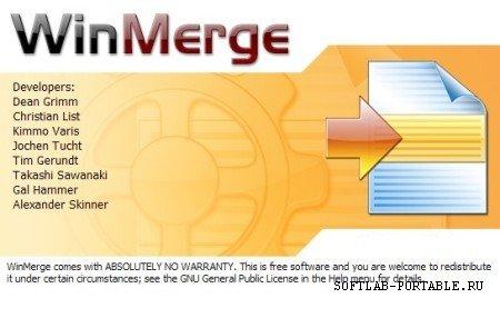WinMerge 2.16.3 Portable
