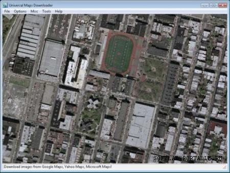 Universal Maps Downloader 6.832 Portable
