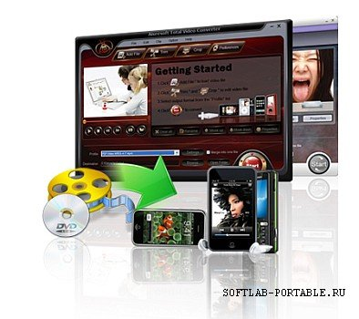 AiseeSoft Total Video Converter Platinum 6.3.18 Portable