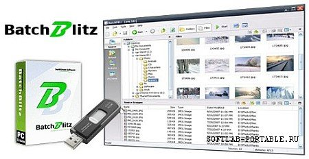 SunlitGreen BatchBlitz 3.4.0.1630 Portable