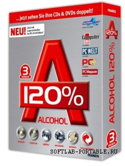 Alcohol 120% 2.0.3.9811 Portable
