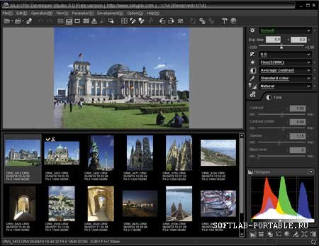 SILKYPIX Developer Studio Pro 9.0.15.0 Portable