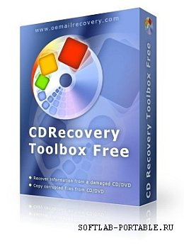 CD Recovery Toolbox 1.1.17 Portable