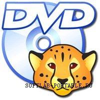 Cheetah DVD Burner 2.55 Portable