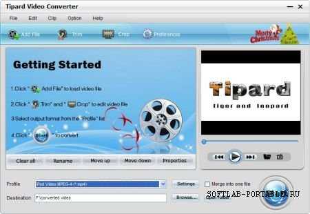 Tipard Video Converter Ultimate 9.2.30 Portable