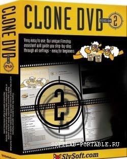 SlySoft CloneDVD 2.9.3.0 Portable