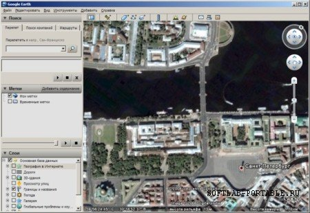 Google Earth Pro 7.3.0.3825 Portable