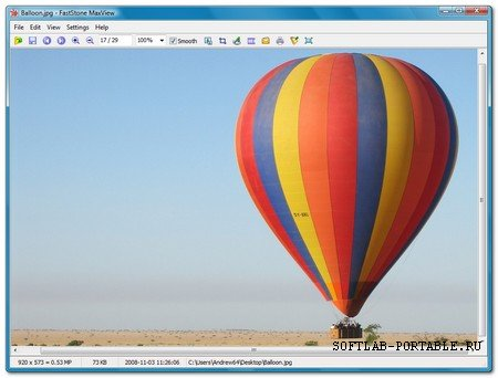 FastStone MaxView 3.2 Portable