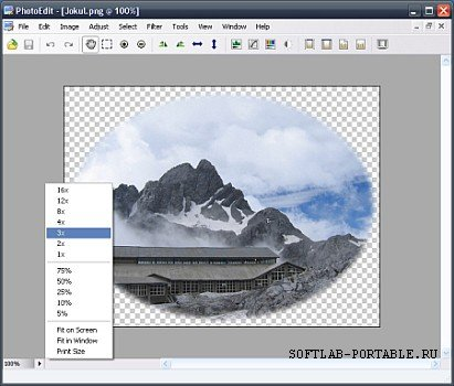 SunlitGreen PhotoEdit 1.5.0.1362 Portable
