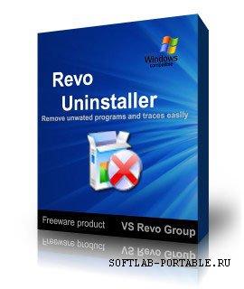Revo Uninstaller Free 2.1.0 Portable