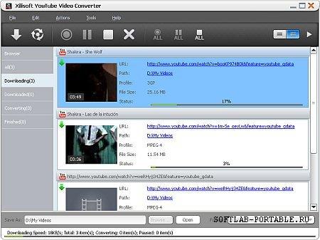Xilisoft YouTube Video Converter 5.6.6.20170209 Portable