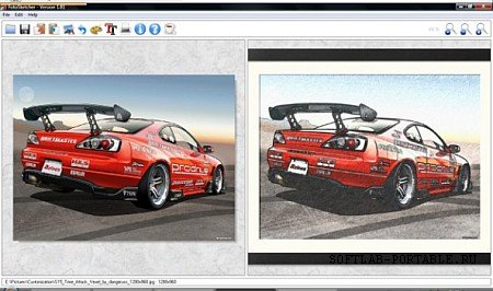 FotoSketcher 3.40 Final Portable