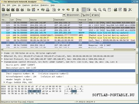 Wireshark 3.4.0 Portable