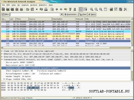 Wireshark 2.2.6 Portable