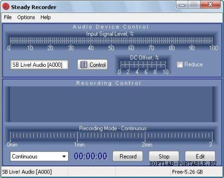 Adrosoft Steady Recorder 3.4 Portable