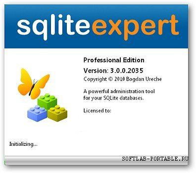 SQLite Expert Pro 5.3.0.352 Portable